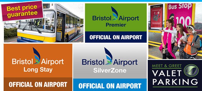 Cheap Bristol Airport Parking >> Bristol Airport Parking - Compare cheap car parking deals