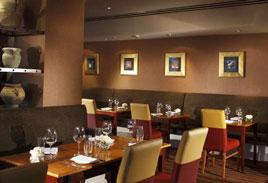 Edinburgh Marriott Dinner