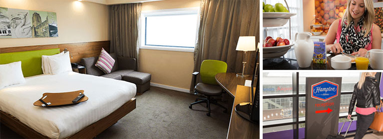 Liverpool Airport Hampton by Hilton hotel