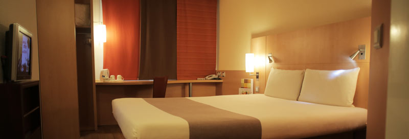 Ibis Hotel at Luton Airport