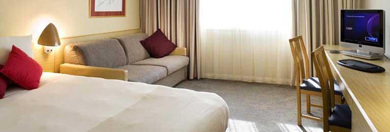 Birmingham Airport Novotel Hotel