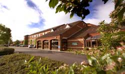 Norwich Airport Hotels with Parking