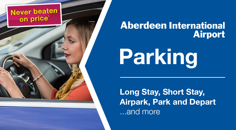 Aberdeen Airport Parking Pre Book With Airparks And Save