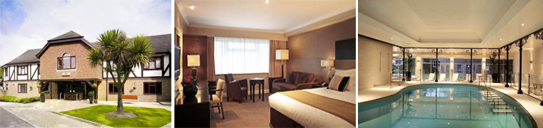 Gatwick Crowne Plaza Felbridge hotel