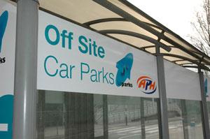 Airparks Birmingham Parking