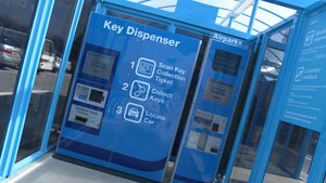 Key dispenser