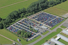 Aerial Photo of Airparks East Midlands