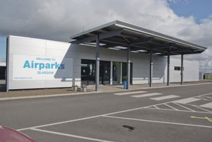 Airparks Glasgow reception building