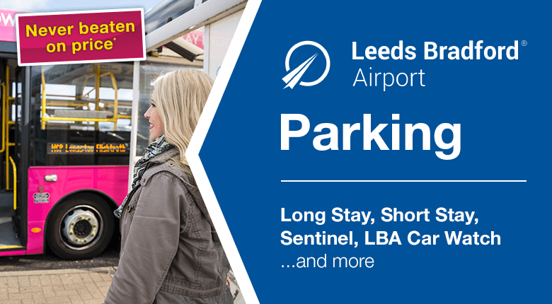 Leeds bradford airport parking compare car parks from 525 a day best price guarantee m4hsunfo
