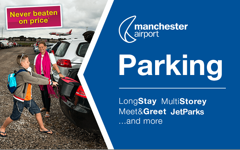 Manchester airport parking compare 14 car parks up to 60 off best price guarantee m4hsunfo