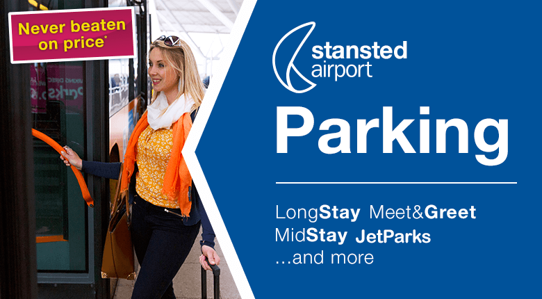 Stansted airport parking parking from just 499 per day best price guarantee you are here home airport parking stansted parking m4hsunfo