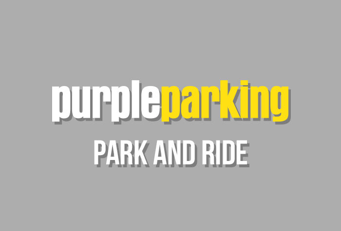 Purple Parking Park and Ride