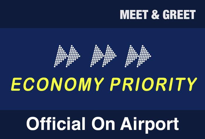 Economy Priority Meet and Greet