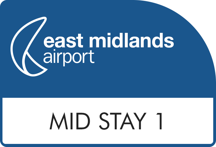 Mid Stay  Car Park East Midlands Airport