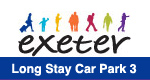 Official Exeter Long Stay car park 3