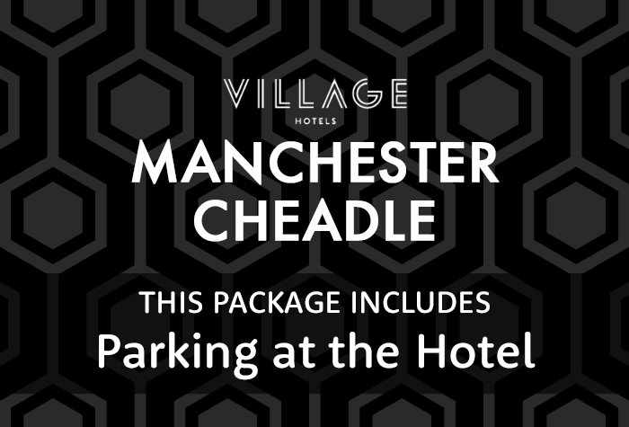 Manchester Airport Hotels with Parking - From only £49