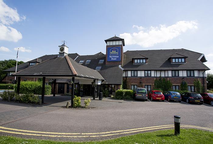 Best Western East Midlands Room And Parking