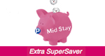 Official Stansted Airport Mid Stay Extra Supersaver - special advance rate
