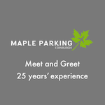 Maple Parking Edinburgh Meet and Greet